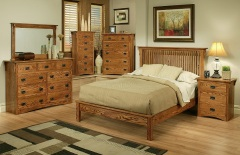 Oak-Design-Corp - Mission Solid Oak